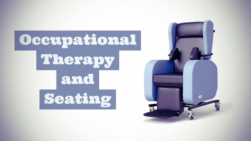 Occupational therapy and seating OT - Adaptive Equipment