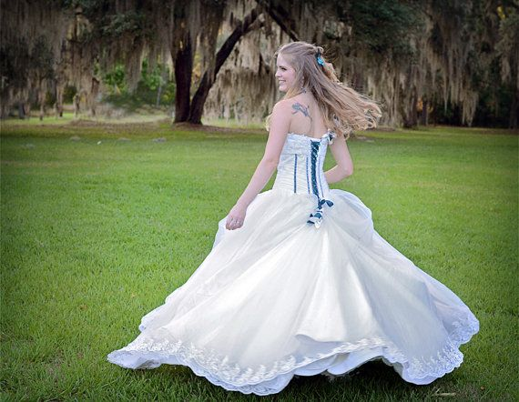 Best 25+ Teal Wedding Dresses Ideas On Pinterest