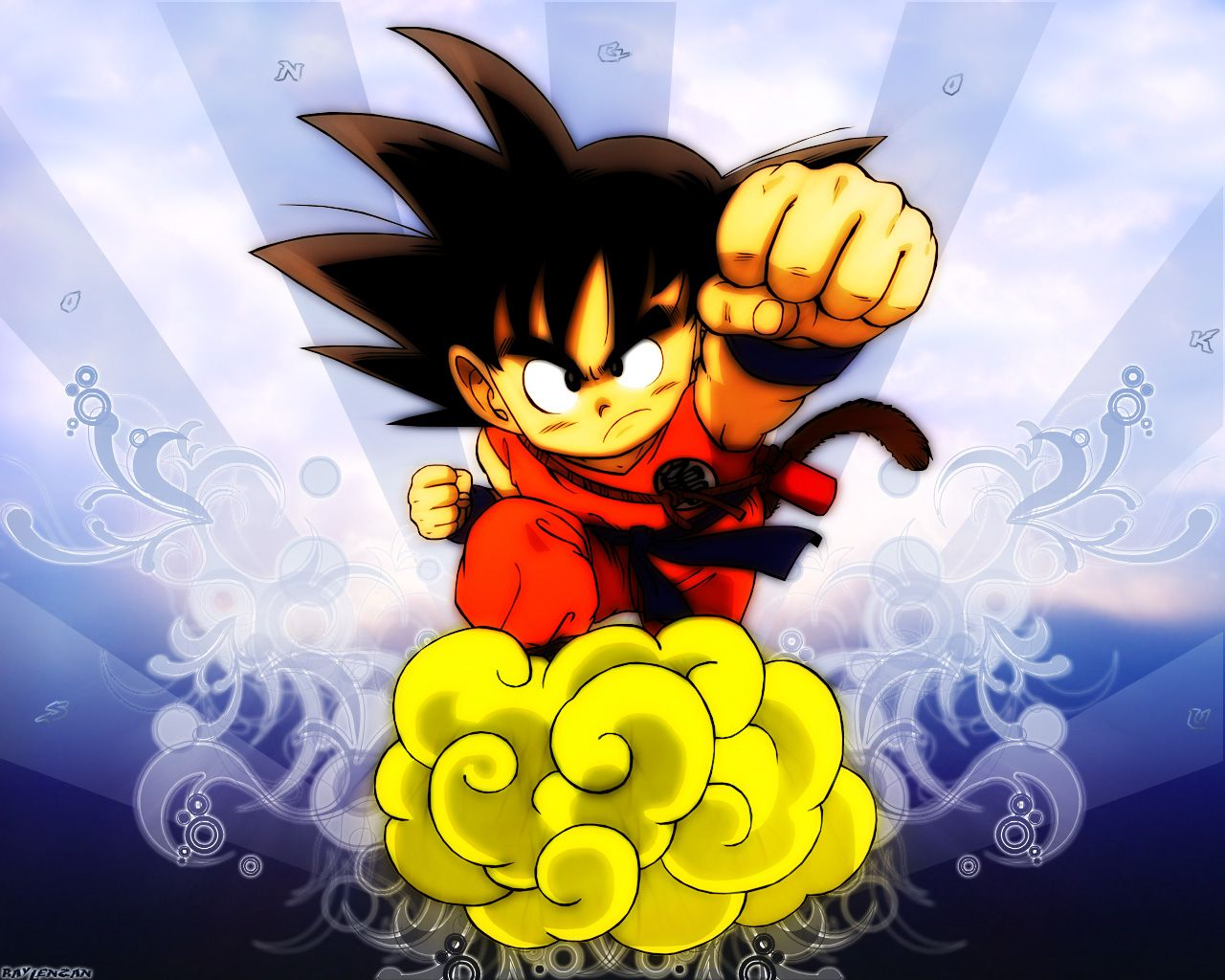 Dragon Ball...Back when I would race home after school so