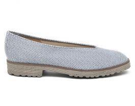 Nora's Shoe Shop : Brunate '10997' skimmer