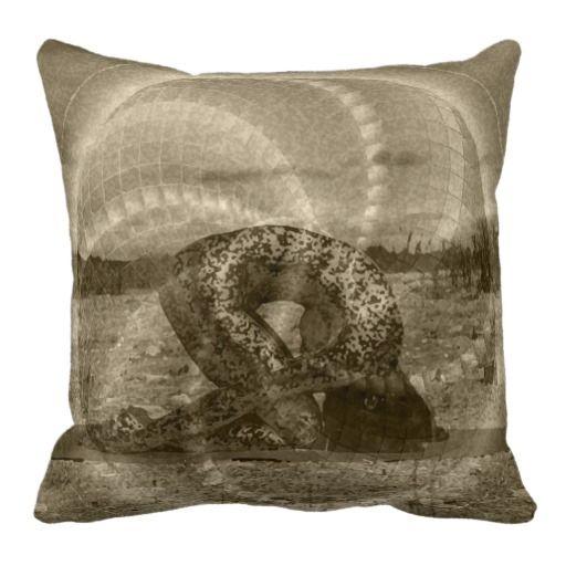 Sacred Rabbit Yoga Pillow by deprise