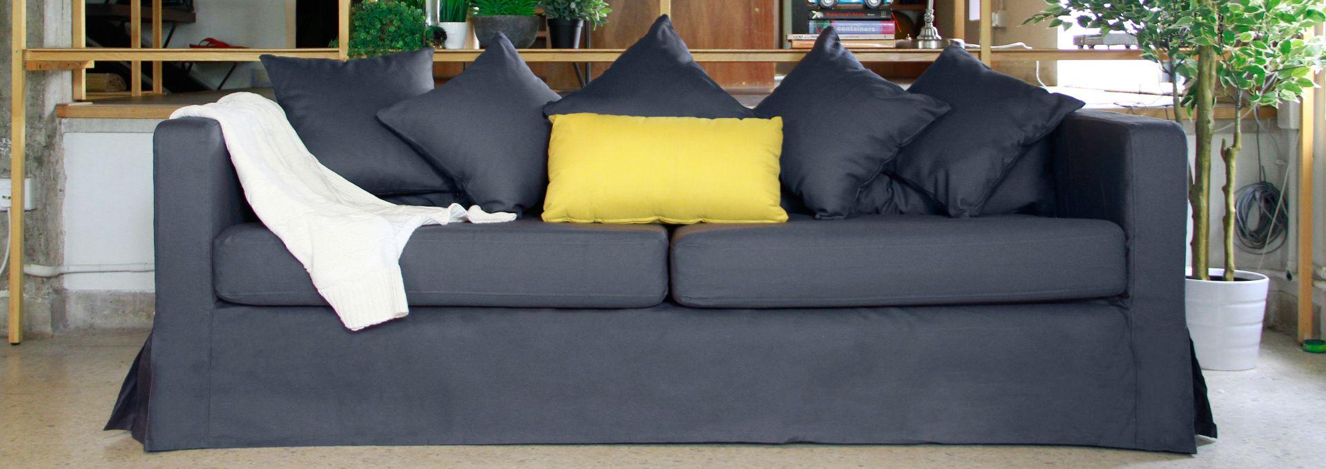 Custom Sofa Slipcovers Also Does
