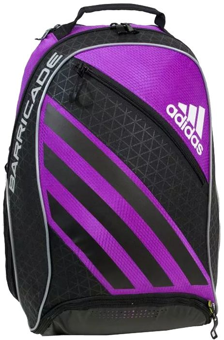 f05e58957f88 The Barricade III Tour BackPack is a tennis-specific bag that has room for  2 racquets and other accessories. This is perfect for holding shoes and an  extra ...