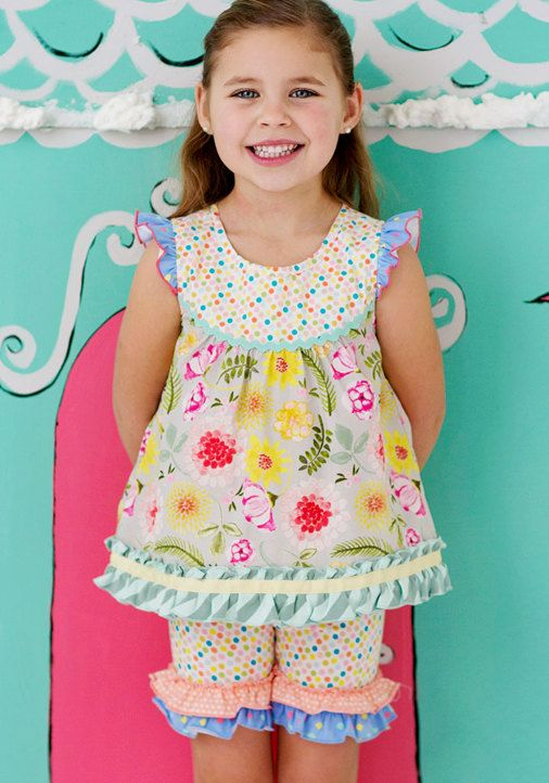 1c831071cc2 Candy Buttons Shorties Candy Buttons, Dress Up Outfits, Girl Outfits, Matilda  Jane,