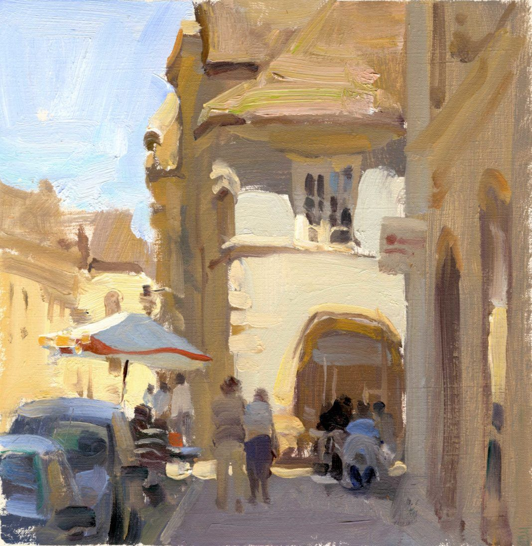 Plein Air Magazine April/May 2018 (With images) Kim