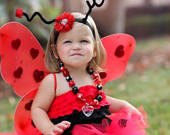 ladybug-toddler-Costume  sc 1 st  Pinterest : adorable toddler halloween costumes  - Germanpascual.Com