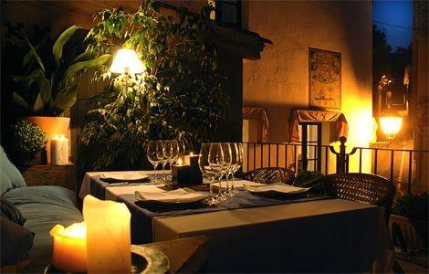 Pin De Arq En Mis Lugares Preferidos Hostal Hotel Con Encanto Cenas Románticas