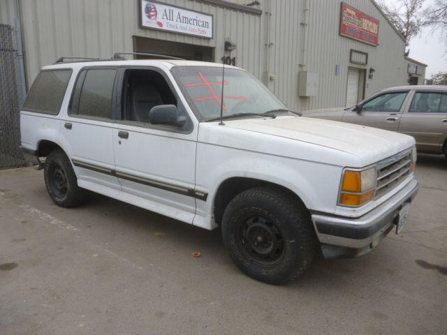 1993 Ford Explorer Xlt 4 Door 2wd 4 0l 108k Miles Ford Explorer