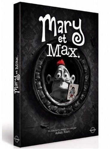 Mary Et Max Francia Dvd Ad Max Mary Dvd Francia With Images Eric Bana Movie Posters Design Max