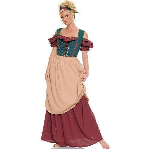 renaissance fair women peasant - Renaissance Peasant Costume For ...