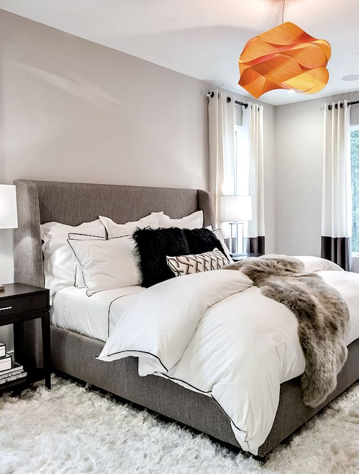 ▷ 1001 + idées pour choisir une couleur chambre adulte - couleur de la chambre