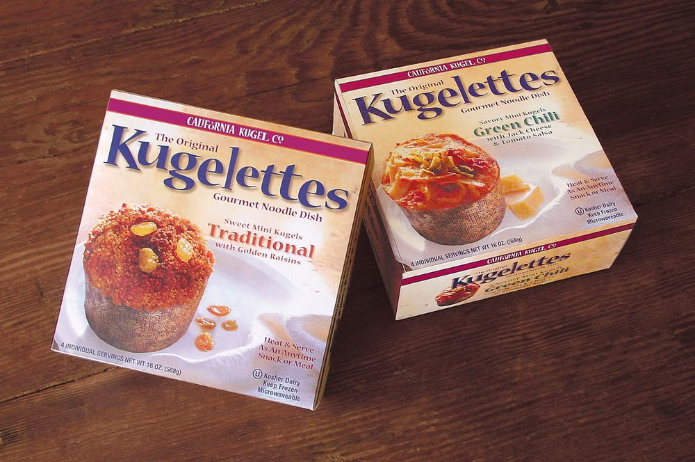 The Best Ingredients — California Kugel Co.