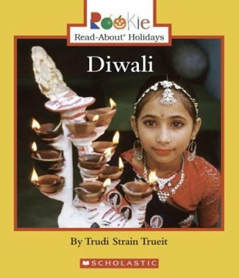 """Diwali,"" by Trudi Strain Trueit. A simple introduction to the Hindu holiday of Diwali, which marks the beginning of the Hindu new year."