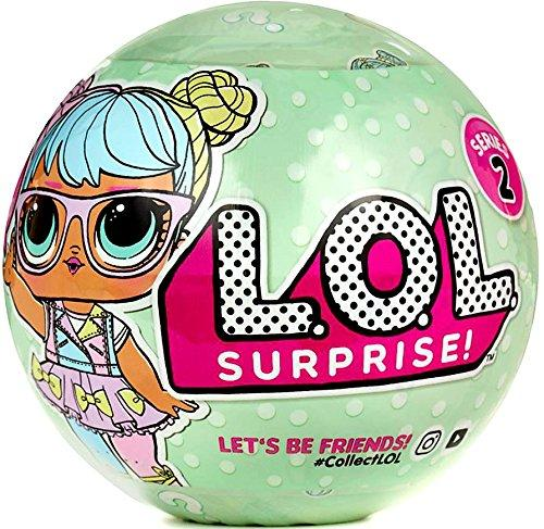 Lol Surprise L O L Dolls Series 2 Wave 1 Lets Be Friends Lol Dolls Tween Girl Christmas Gifts Christmas Girl
