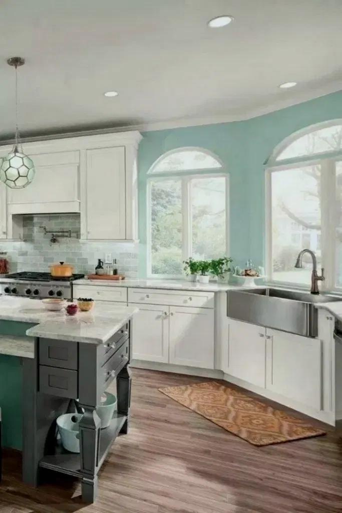 34 Beautiful Kitchen Paint Colors Ideas Kitchendecor