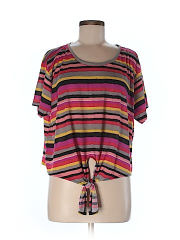 Fire Los Angeles Short Sleeve T-Shirt Size L
