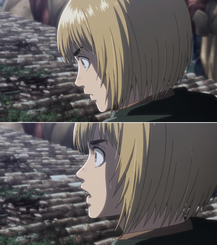 Attack On Titan Season 4 Armin : Attack On Titan Season 4 ...