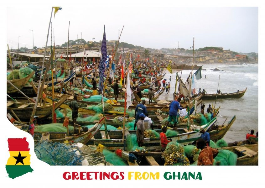 Greetings from ghana ghana postcards online and vacation greetings from ghana m4hsunfo