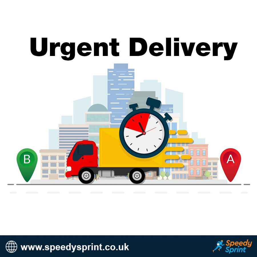 From Preston To Penzance Or From Redditch To Reigate Actioning Instructions Urgently For An Important Company Financials Same Day Delivery Service Smart Money