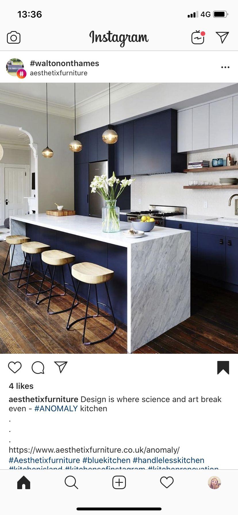 Pin by Laura Blyth on Kitchen | Kitchen design, Kitchen ...