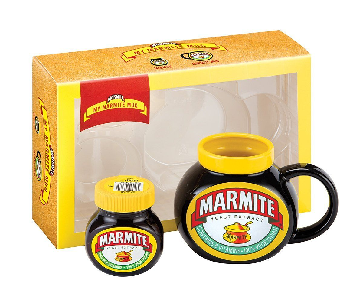 Marmite Mug Gift Set   Marmite gifts   Pinterest   Marmite and ...