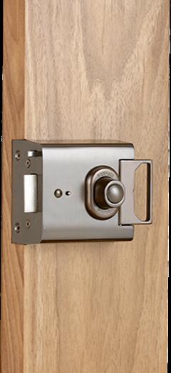 El4000 Rim Deadbolt High Security Locks Front Door Locks Deadbolt