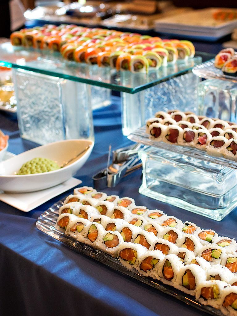 15 Wedding Buffets To Inspire Your Menu
