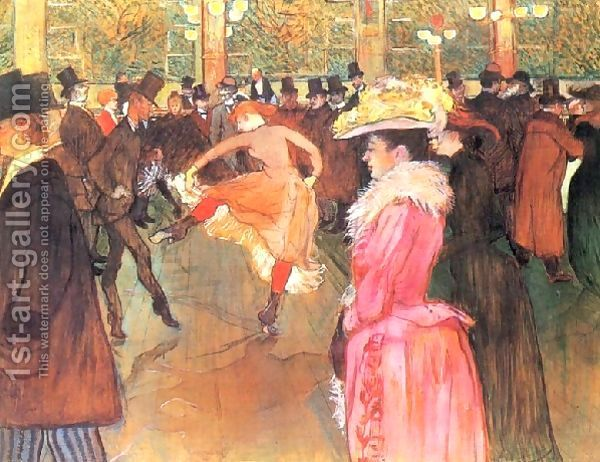 Party In Thr Moulin Rouge Con Imagenes Henri De Toulouse