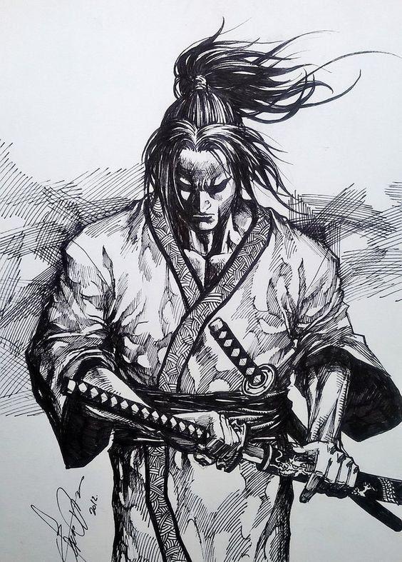 Épinglé par MINEIA nucci sur ROTATIVA OU BOBINA | Tatouages guerrier, Tatouage guerrier samouraï ...