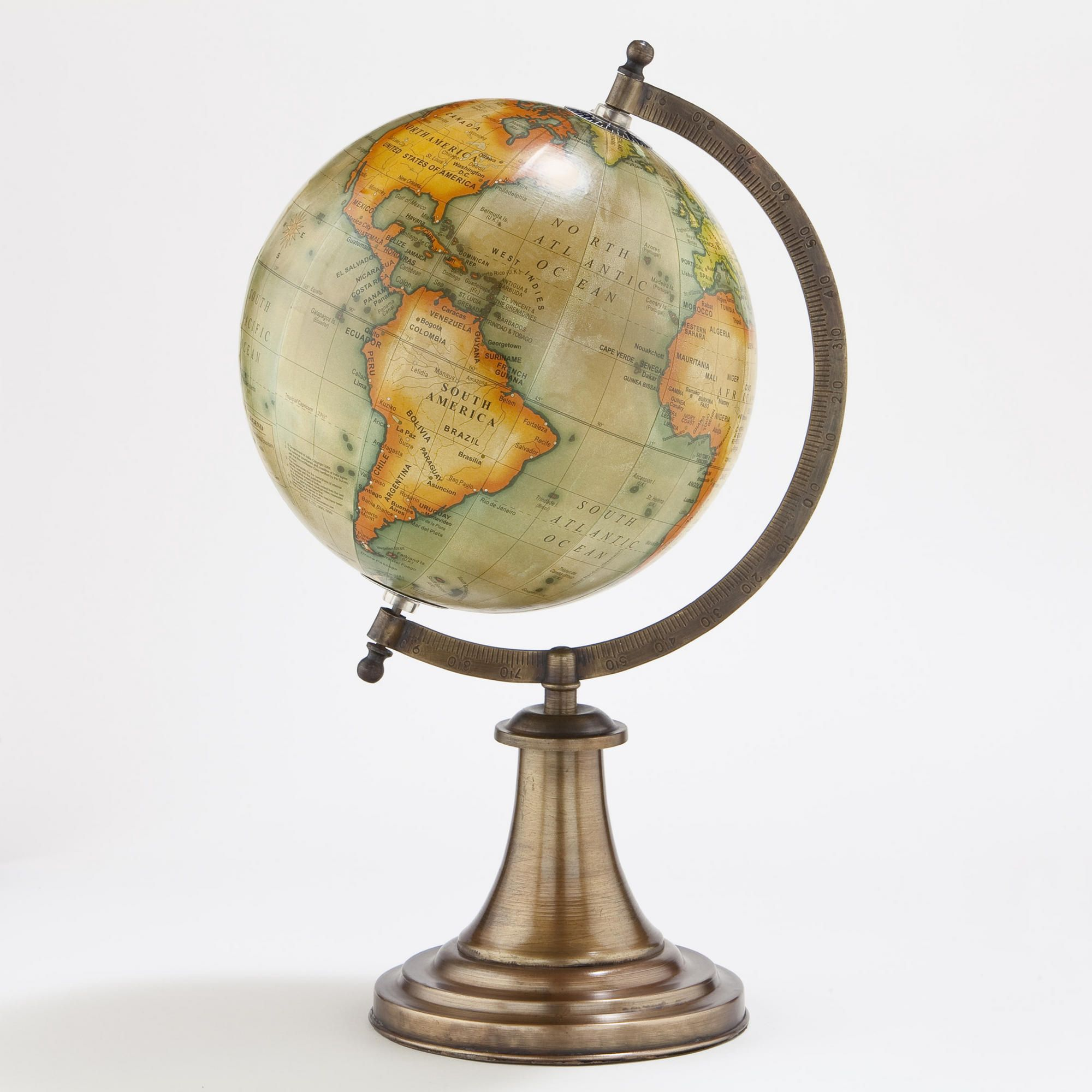 world globes on stand - 736×736
