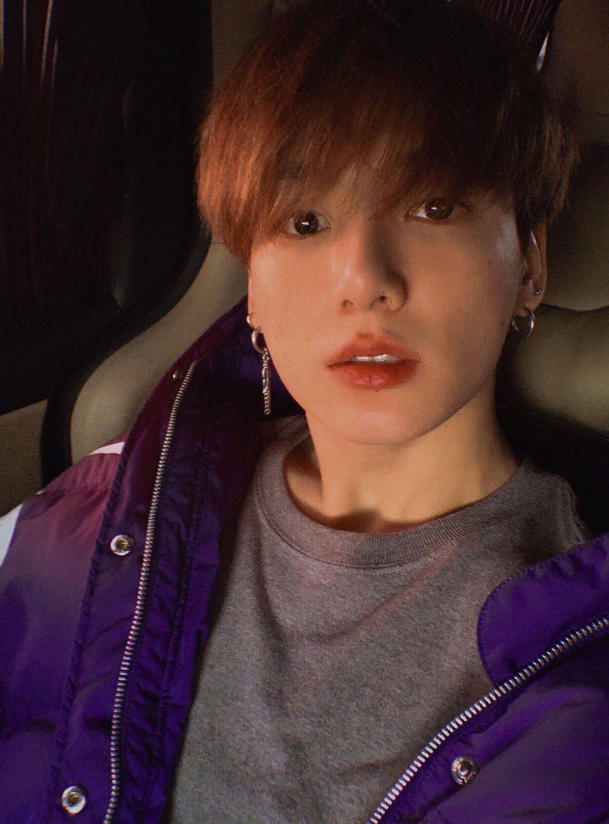 #jungkook #jeonjungkook #bts #selca #selfie #twitter #btsselca