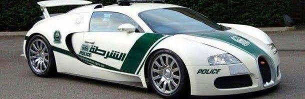 Bugatti Veyron Police Car Is A Fake!   Cars I like   Bugatti