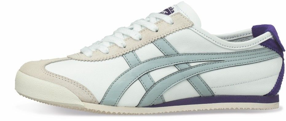 detailed look 12e89 2633d Onitsuka Tiger Mexico 66 White/Grey (HL474-0111) | New ...