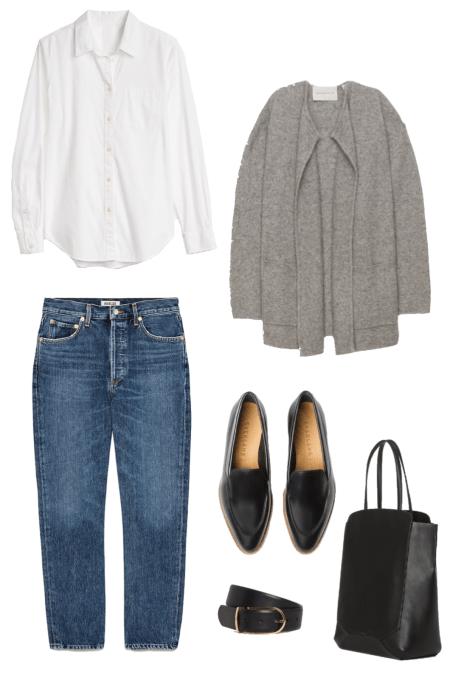 My Fall 2018 Capsule Wardrobe - Emily Lightly // slow fashion, sustainable style, minimalist outfit inspiration