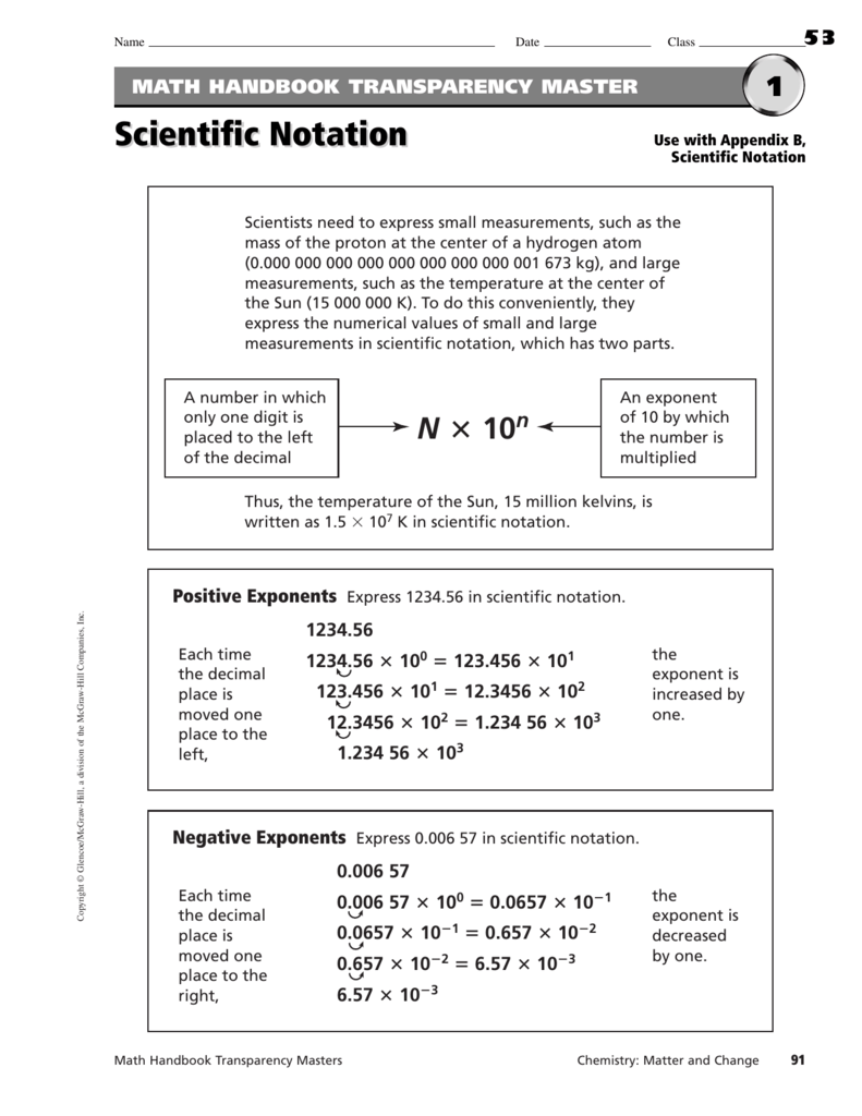 Pin On Scientific Notation