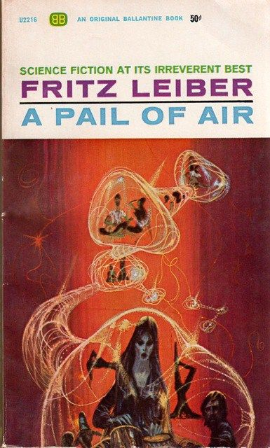 Richard Powers' cover for the 1964 edition