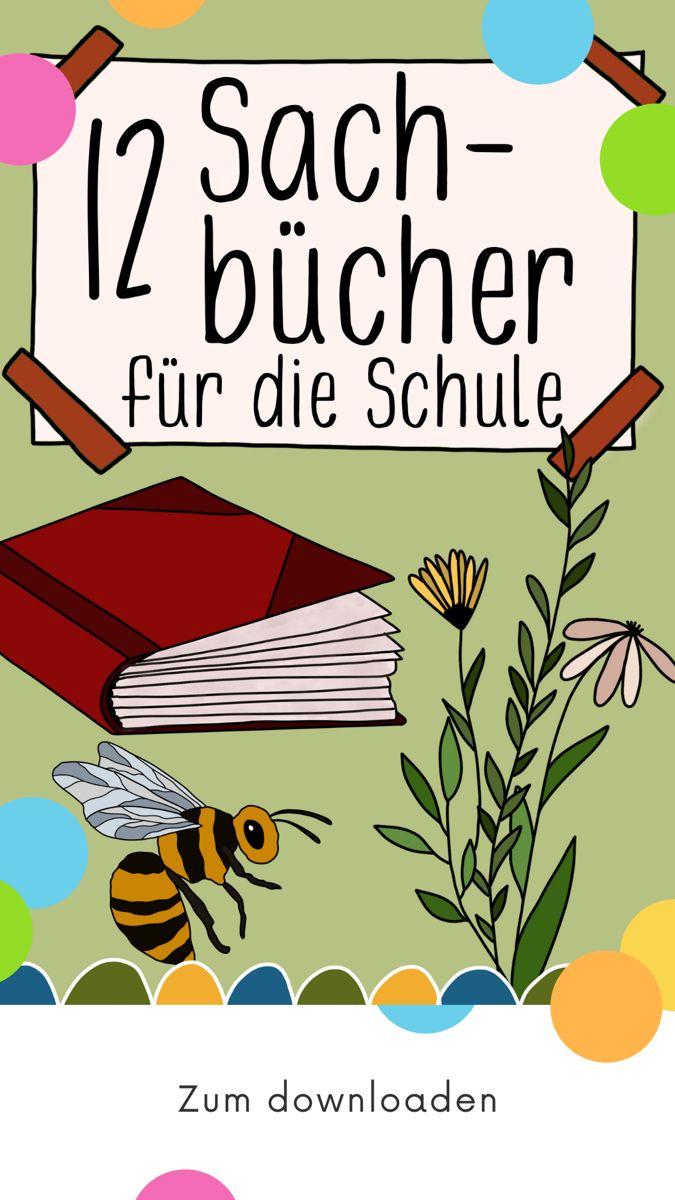12 schöne Sachbücher - Bücher für die Grundschule - Chalk and Coffee