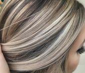 Graue Haare - der neue Trend - Archzine.net  graue haare strähne grau    This image has get 1389 repins.    Author: Martina Tieste #Archzinenet #der #Graue #Haare #Neue #Trend #darkblondehair