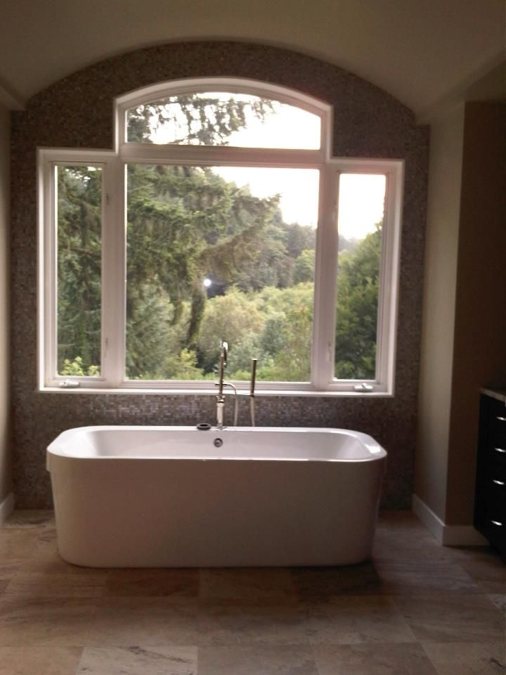 bathroom remodel in gig harbor home is where the heart