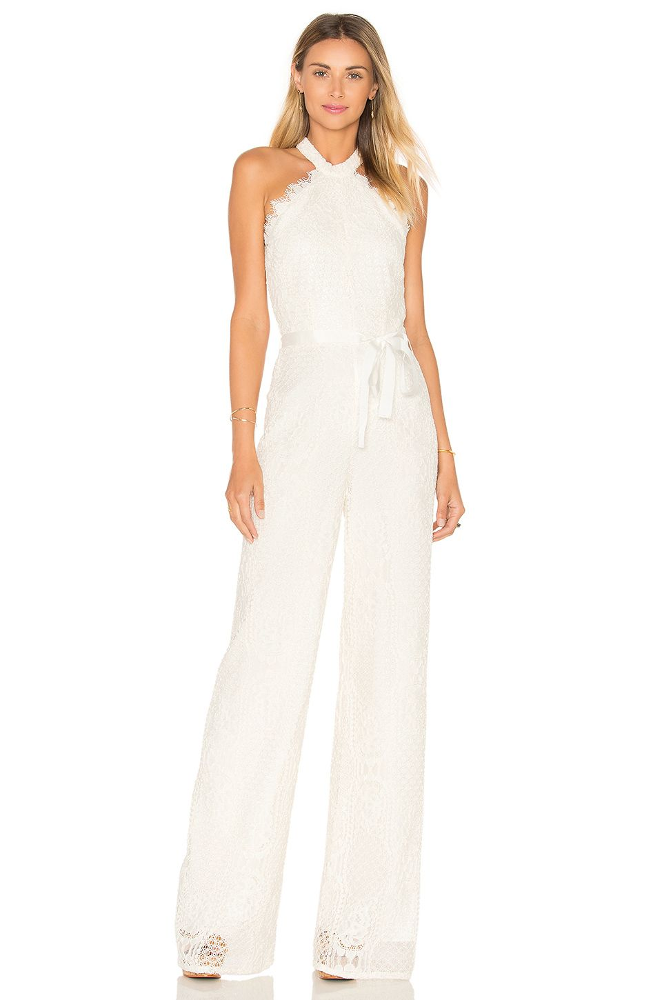 273d9ecf57 White Strapless Jumpsuit for Our Anniversary. ALEXIS MAYLINA JUMPSUIT.   alexis  cloth  dress  top  shirt  pant  coat  jecket  jacket  shorts  ski