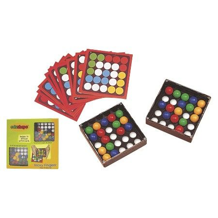 www.target.com p edushape-tricky-fingers-color-matching-game - A-14277475