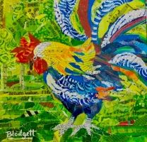 Sunday, February 26, 2017. Year of the Rooster 1:00pm  5:30pm ASiF Studios  Roll up your sleeves as we create rooster inspired mixed media art. 12x12 or 11x14 canvas, paint and supplies are provided, along with dynamic professional instruction. Participants are encouraged to bring additional personal collage materials to embellish their vision of the theme. Each class is designed for participants to learn new and exciting methods for mixed media painting.  No experience needed- each session…