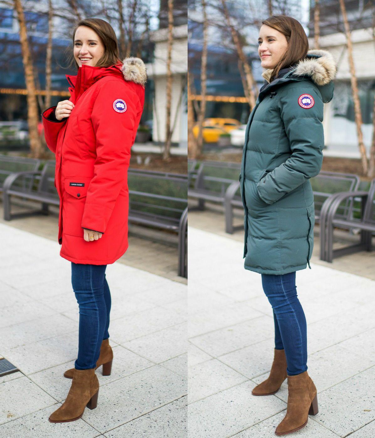 canada goose jacket blog