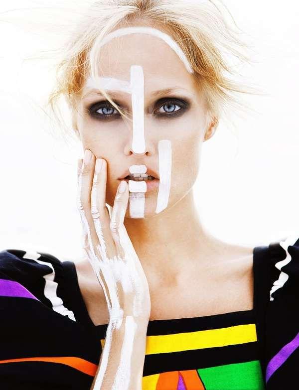 Unorthodox Paint Fashiontography