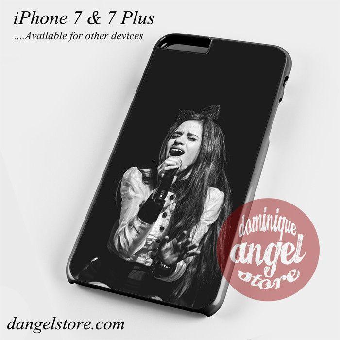 Camila Cabello 10 Phone Case for iPhone 7 and iPhone 7 Plus