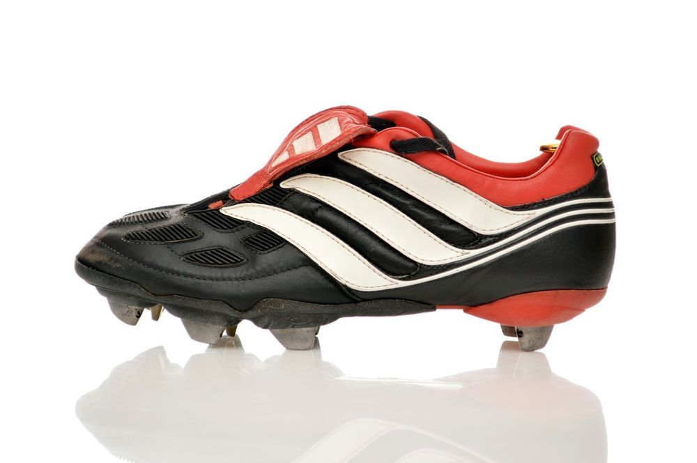 release date: 16dbc 700d7 Adidas Predator PRECISION Football Boots UK 8.5 year 2000 accelerator mania  rare