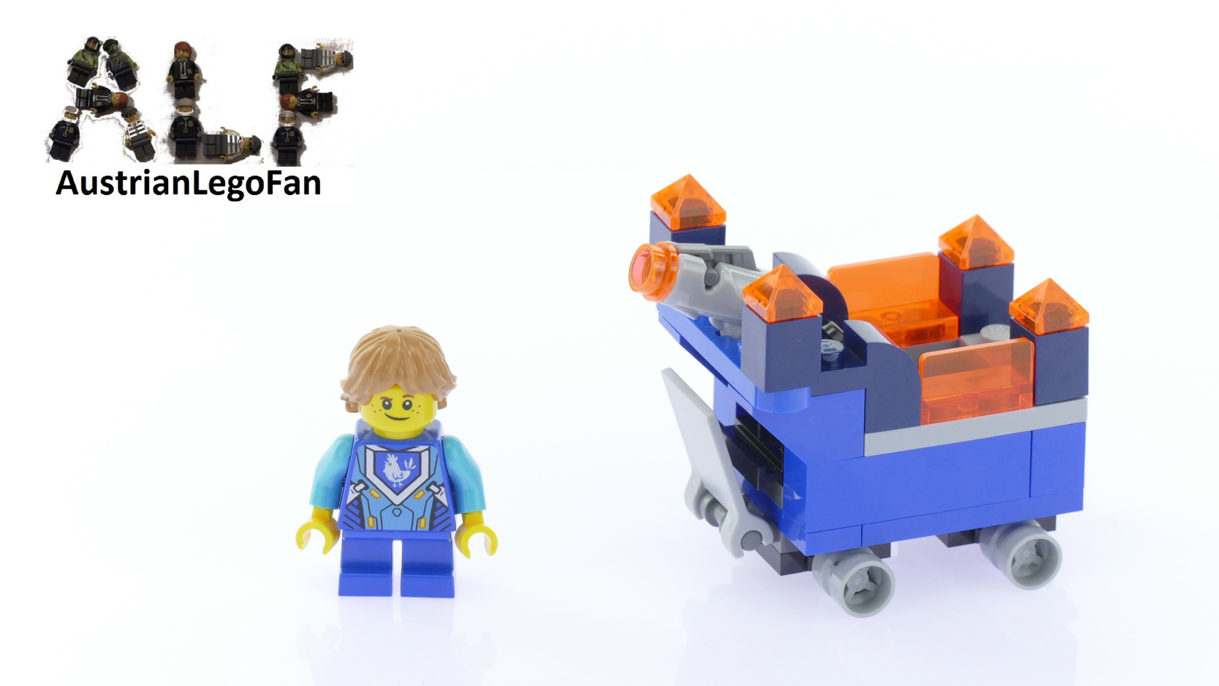 Lego Nexo Knights 30372 Robin´s Mini Fortrex - Lego Speed