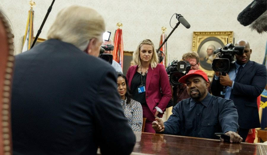 Remember Kanye West S Visit To The Oval Office His Comments Really Got Me Thinking About How Our Culture Has Tragically Confused The What Kind Of Man Boys Men