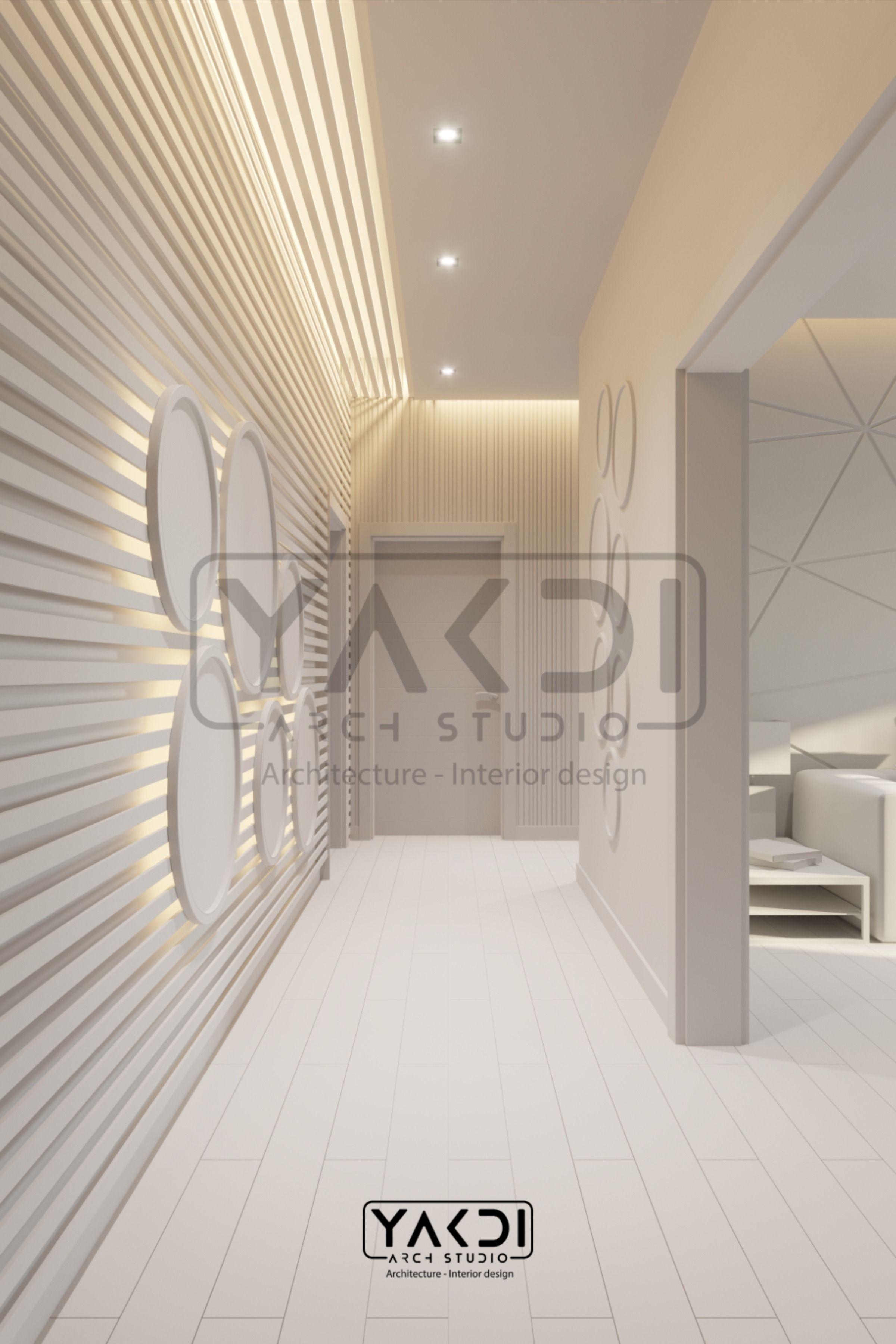 Minimalist Entrance Studio Interior House Design Design