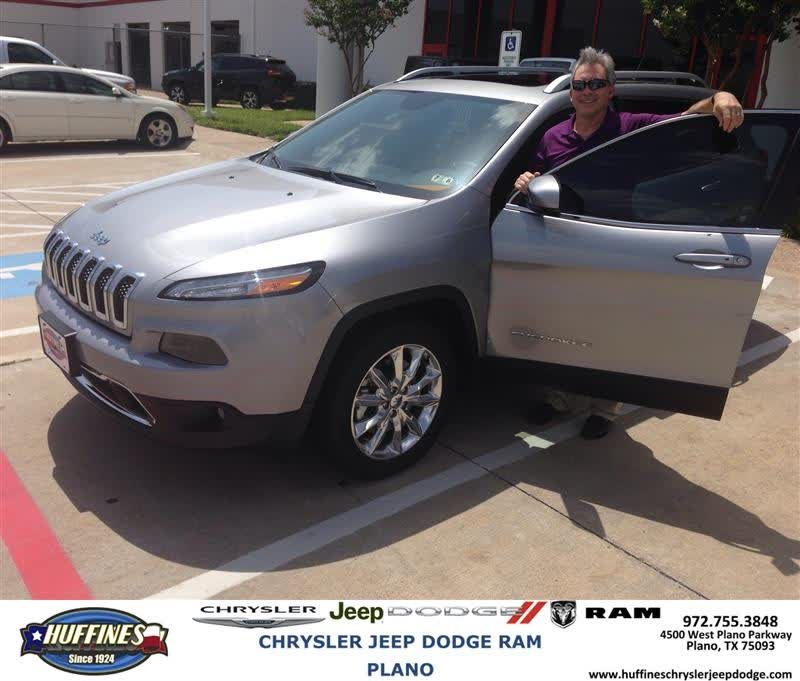 #HappyBirthday To Russell From Billy Bolding At Huffines Chrysler Jeep Dodge  RAM Plano! Https